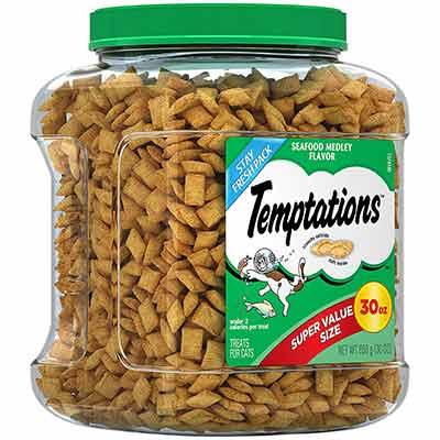 Temptations Treats for Cats 30 Ounces
