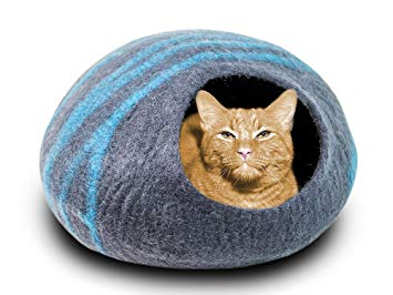 Eco Friendly 100% Merino Wool Beds for Cats and Kittens