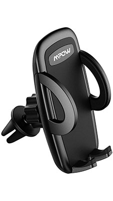 Mpow Adjustable Phone Mount for the Car