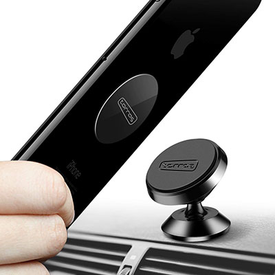 TORRAS Car Mount, 360 Degrees Rotation Compatible with all phone types