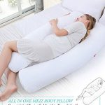 The 10 Best Pregnancy Pillow in 2019 Reviews
