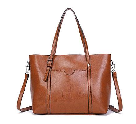 Dreubea Women's Leather Handbag