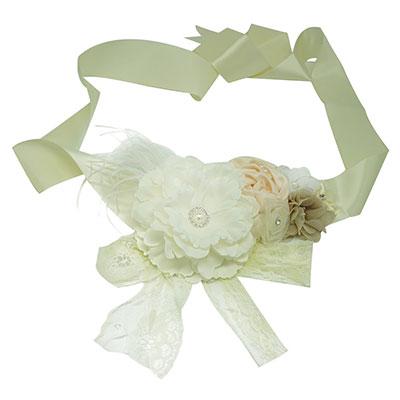 Spmor Women's Bridal Sash Maternity Belt