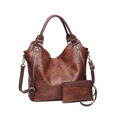 ITSCOSY Women PU Leather Handbags