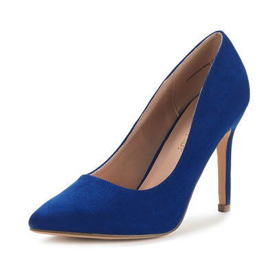 DREAM PAIRS Women's Christian Heels Pump Shoes