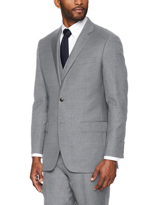 Amazon Buttoned down Men's tailored suit