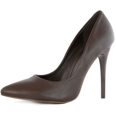 DailyShoes Women's Classic Fashion Stiletto Pointed Toe Paris