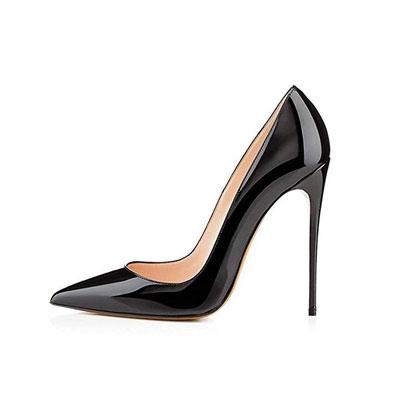 Elisabet Tang High Heels, Women's Pointed Toe Slip