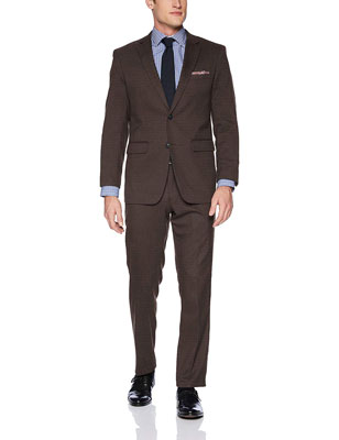 Perry Ellis Men's 2 Piece Suit
