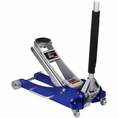 4. Arcan ALJ2T 2 Ton Quick Rise w/Reinforced Lifting Arm & Dual Pump Pistons Aluminum Floor Jack