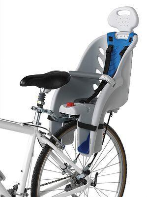 4. Schwinn Deluxe Bike Mounted Kid Carrier