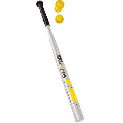 6. SKLZ Lightweight Durable Aluminum Narrow Diameter Power Stick Softball & Baseball Bat