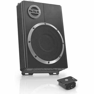 #5. Sound Storm Laboratories LOPRO10 Amplified Car Subwoofer