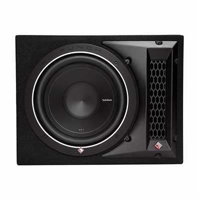 #3. Rockford Fosgate Punch P1-1X10 Single Subwoofer