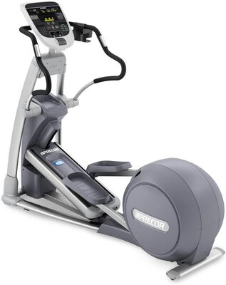 6. Precor Cross Trainer Machine with Patented Adjustable CrossRamp Technology