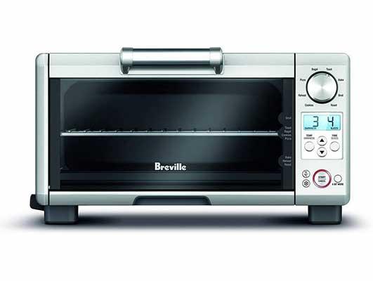 #5. Breville BOV450XL Mini Smart Oven with Element IQ