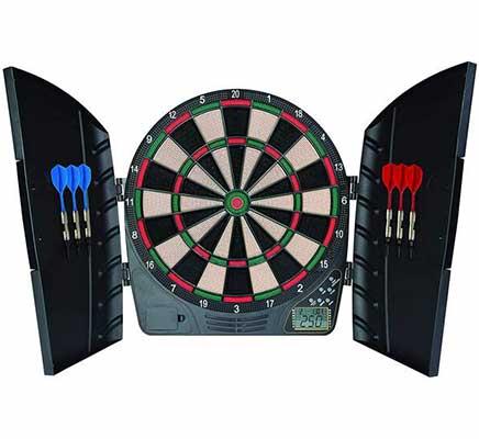 #9. Franklin Sports FS3000 Electronic Dartboard