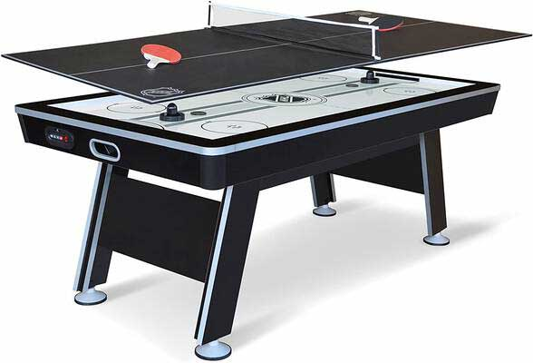 #8. EastPoint 2-in-1 Leg Leveling System LED Electronic Scoring for Hover Hockey & Table Tennis