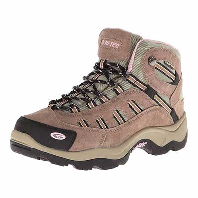10. Hi-Tec Women's Waterproof Hiking Boot