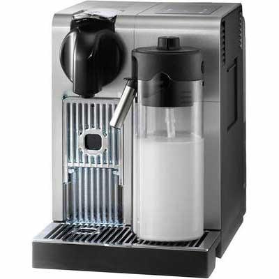 5. De'Longhi Lattissima Pro 110V Nespresso Capsule System Original Espresso Machine (Silver)