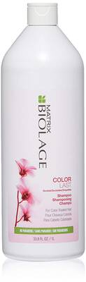 #3. BIOLAGE Paraben-Free Protect Hair & Maintain Vibrant Color Colorlast Shampoo & Conditioner Set