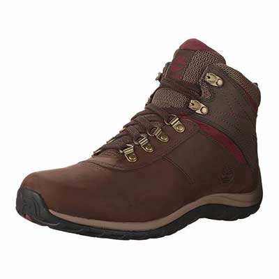 5. Timberland Women's Waterproof Hiking Boot