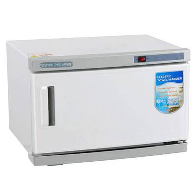 #6. Koval 16L Capacity CE Approved Built-in UV Sterilizer Plug & Play Hot Towel Warmer Durable Shelf