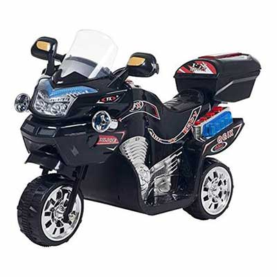 7. Lil' Rider 3 Wheel Motorcycle Trike Ride-on Toy for 2 - 5 Year Old