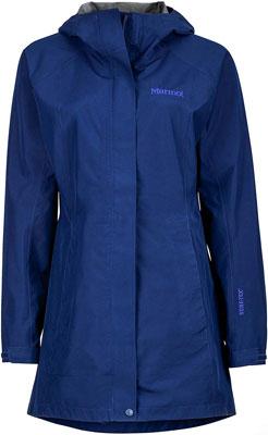 #1. Marmot Lightweight Waterproof Rain Jacket Gore-Tex with Paclite Technology