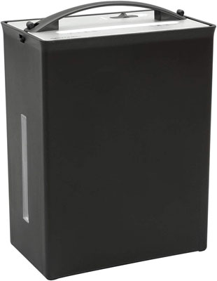 6. Sentinel FM84B 8-Sheet Microcut EZ Lift Paper Shredder