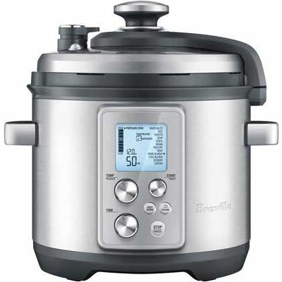 2. Breville BPR700BSS Multi-Function Cooker, Stainless Steel