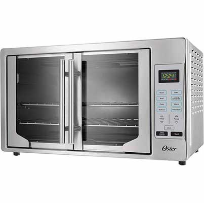 #1. Oster French Convection Countertop and Toaster Oven