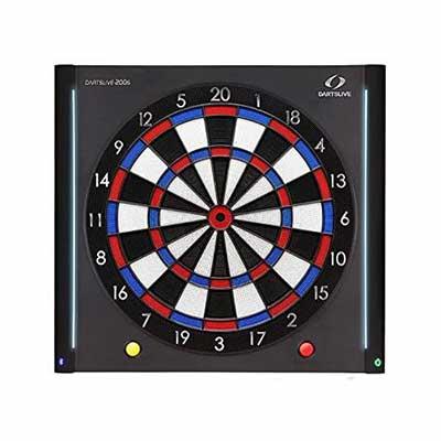 #5. DARTSLIVES 200S Soft Darts Board