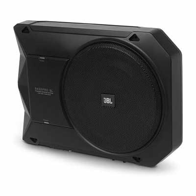 #1. BassPro SL-JBL 8' 125W RMS Compact Subwoofer