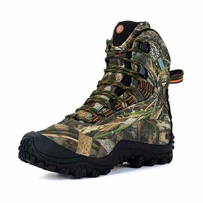 7. Manfen Waterproof Women's Hiking Boots, High-Traction Grip