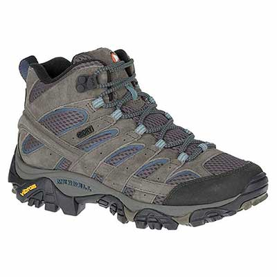 2. Merrell Women's Waterproof Hiking Boots