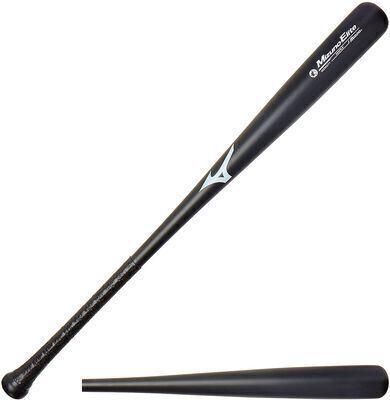 4. Mizuno 271 MZM Supra-Helxi Grip Lighter Swing Weight Maple Elite Baseball Bat