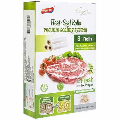 8. TAILI Vacuum Food Sealer Roll