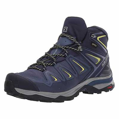 1. Salomon Women's Hiking Boots