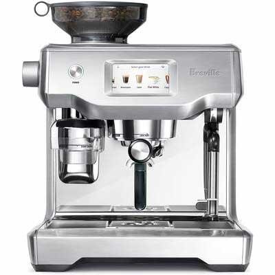 1. Breville Oracle Touch Precise Water Temperature Fully Automatic Espresso Machine