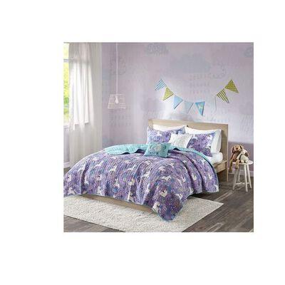 1. Urban Habitat Kids Bedding Set for Girls – 100% Cotton
