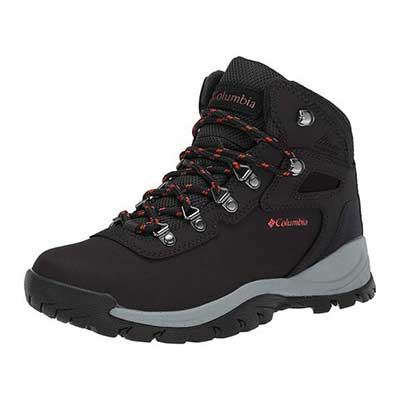 3. Columbia Women's Waterproof Hiking Boot