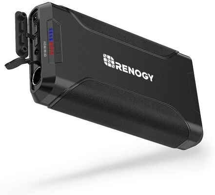 1. Renogy 72000mAh 12V 266Wh High Capacity CPAP Battery Power Bank for Emergency w/DC 12V