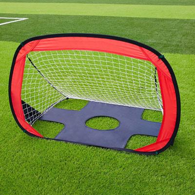 #8. S.K.L Soccer Goal Foldable for kids - 2-in-1