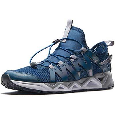 #4. RAX Slip-Resistant Aqua Men's Quick Drying Excellent Ventilation Water Hiking Shoes