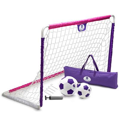 #3. Morvat Premium Portable  Soccer Goal