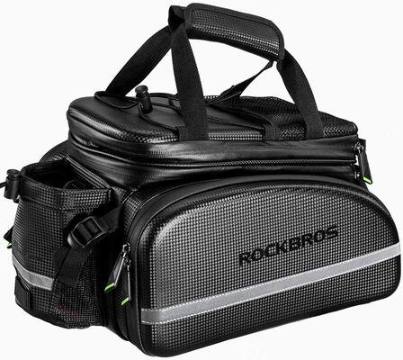 1. ROCKBROS Waterproof Bike Rack Bag