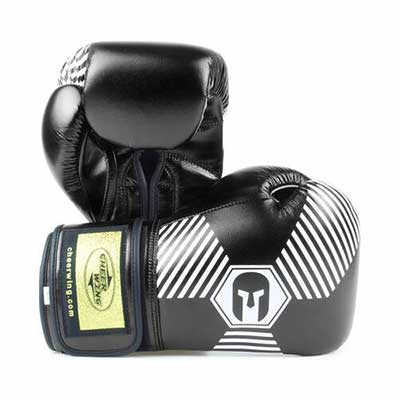 #4. Cheerwing Pro Boxing Gloves