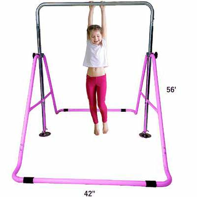 #1. Kids Jungle Gymnastics Training Bars