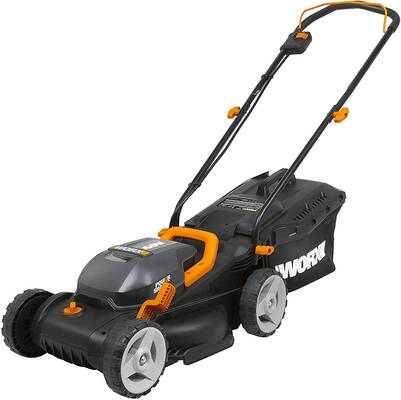 6. WORX WG779 Lawn Mower